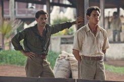 Alain Hernández y Mario Casas, los hermanos Jacobo y Killian en la ficción